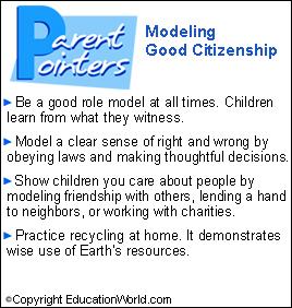 Education World: Parent Pointers