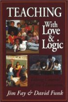 Love and logic parenting book