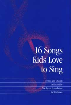 16 Songs Book Cover