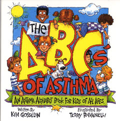 ABCs of Asthma Book Cover