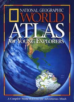 Atlas Book Cover