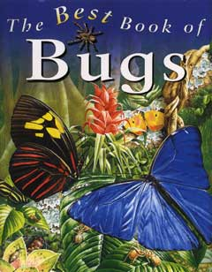 Best Book of Bugs Book Cover