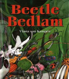 Beetle Bedlam Book Cover