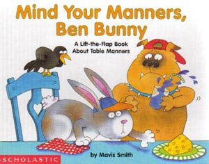 Benny Bug Book Cover