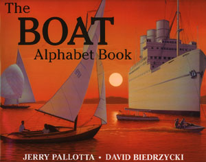 Boat Alphabet Book Cover