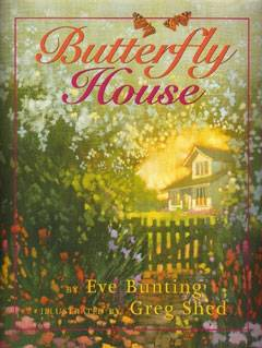 Butterfly House Book Cover