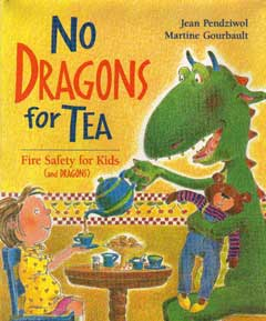 No Dragons Book Cover