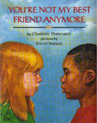 You're Not My Best Friend Anymore Book Cover