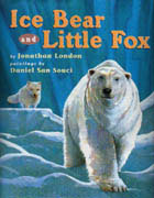 Ice Bear and Little Fox Book Cover