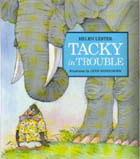 Tacky In Trouble Book Cover