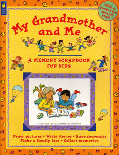 My Grandmother & Me Book Cover