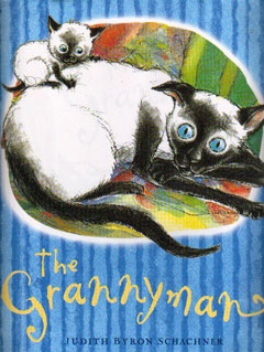 Grannyman Book Cover