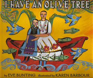 Olive Tree Book Cover