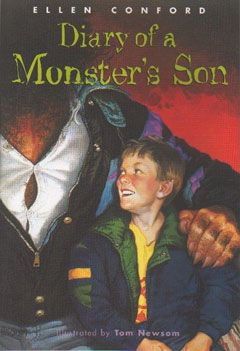 Diary of a Monster Book Cover