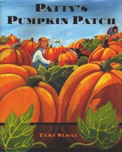 Patty's Pumpkin Patch book Cover