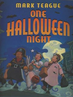 One Halloween Nght Book cover