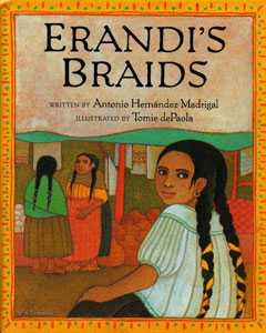 Erandi's Braids Book Cover
