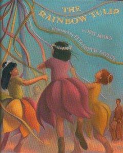 The Rainbow Tulip Book Cover