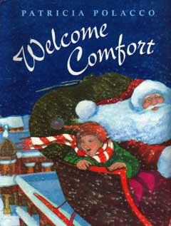 Welcome Comfort Book cover