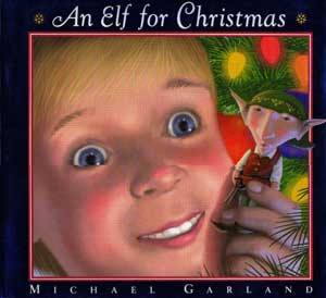 An Elf for Christmas Book Cover