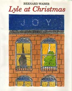 Lyle at Christmas book cover
