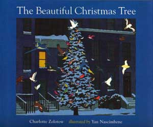 The Beautiful Christmas Tree book cover