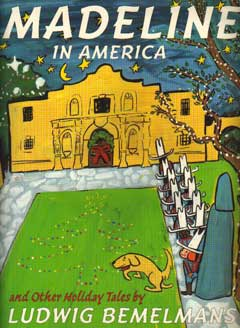 Madeline in America book cover