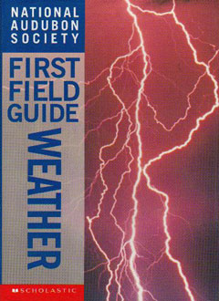 First Field Guide: Weather Book Cover