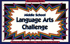 Language Challenge Book Cover