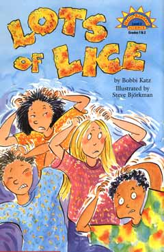 Lots of Lice Book Cover
