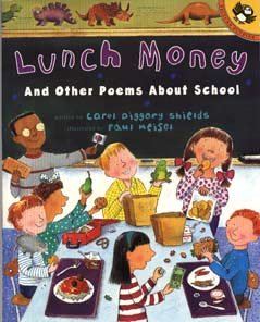 Lunch Money Book Cover Image