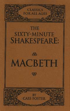 an analysis of the rise and fall of macbeth in a play by william shakespeare