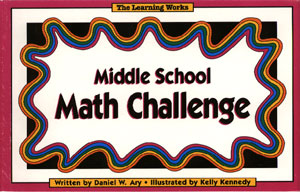 Math Challenge Book Cover