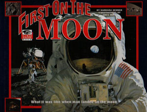 First On The Moon Cover Image