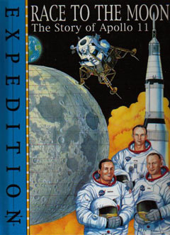 Race To The Moon Cover Image