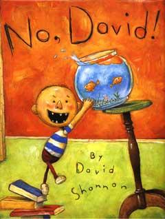 No David Book Cover