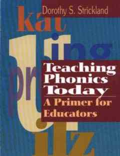 Phonic Book Cover