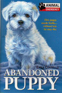 Abandoned Puppy Book Cover