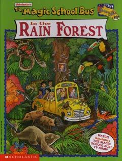 Magic Schoolbus Book Cover