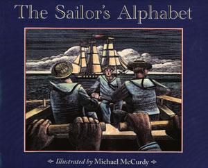 The Sailor's Alphabet Book Cover