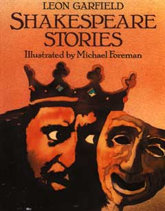 Shakespear Book Cover