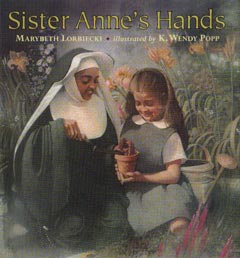 Sister Anne Book Cover