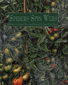 Spiders Spin Webs Book Cover