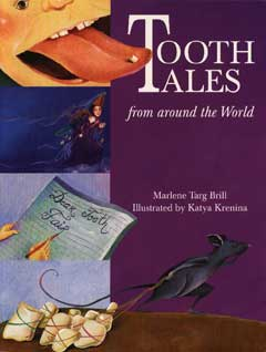 Tooth Tales Book Cover