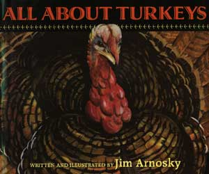All About Turkeys! Bookcover