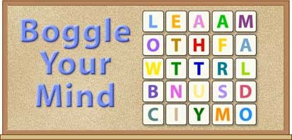 how to play boggle in the classroom