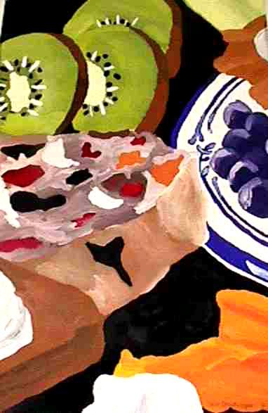 Tempra Painting