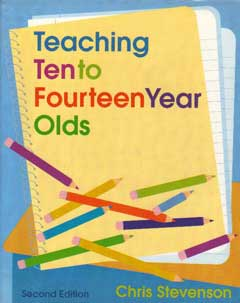 Teaching 10 to 14 year-old Book Cover
