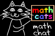 Math Cats Math Chat Image