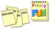 Education World: Friday Fun Archive